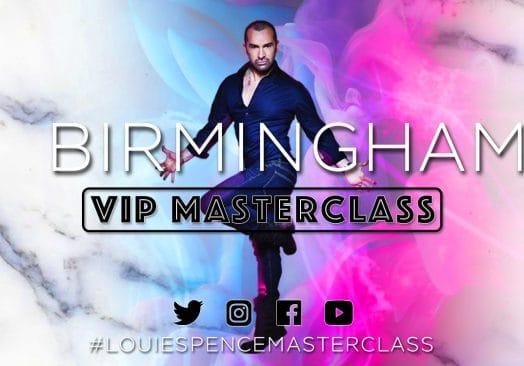 Birmingham VIP Masterclass – 6th November 2021