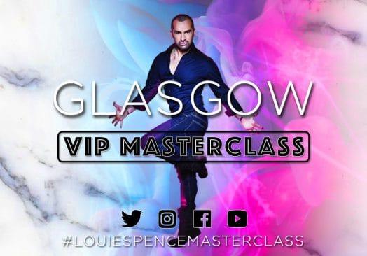 Glasgow VIP Masterclass – 20th November 2021